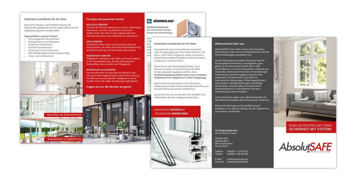 broschüre AbsolutSafe