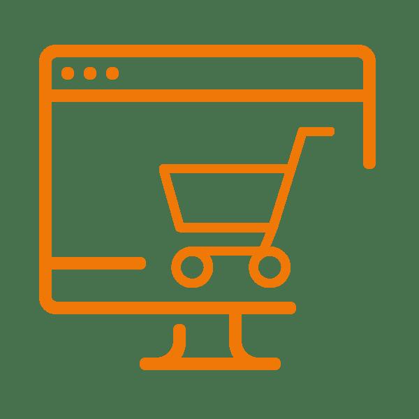 icon webshop ecommerce